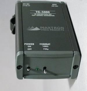 TG-5000 Dual-Format HD-SDI Pattern Generator